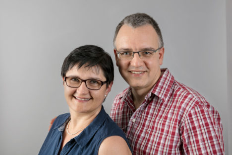 Müller Ueli & Mihaela