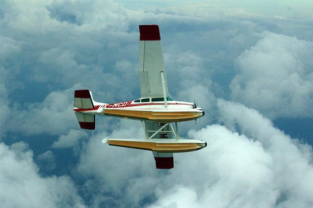 50 Jahre Cessna 185