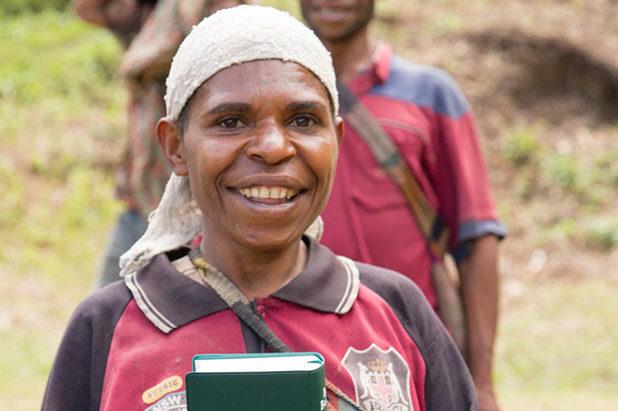 Hoffnung in Papua-Neuguinea