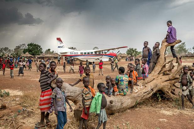 Hilfe für die Menschen im Südsudan