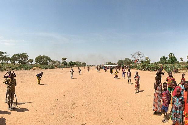 Réouverture de piste au Tchad