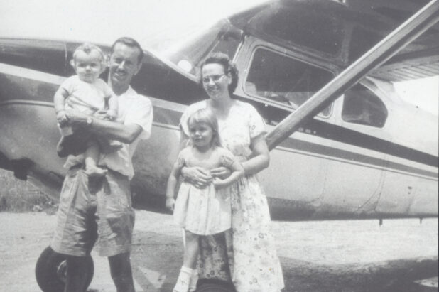 Abschied von MAF-Pionier Stuart King