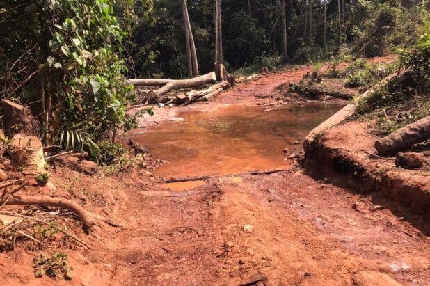 Spenden Sie für die Eröffnung einer Basis in Guinea, Westafrika